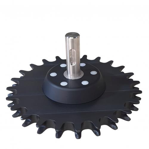 Divisible idler wheel Z=24 | OC.10.572.24DKZ