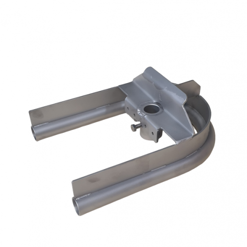 Tube track bend 180º D=291mm | OC.40.291.180L