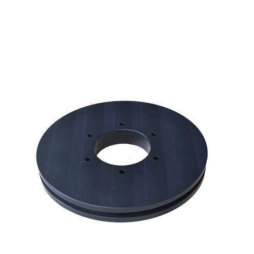 Plain idler wheel 266mm | OC.266.090.6Z
