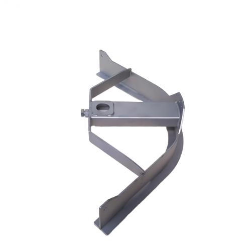 T-track bend 90º D=485mm | OC.10.485.090
