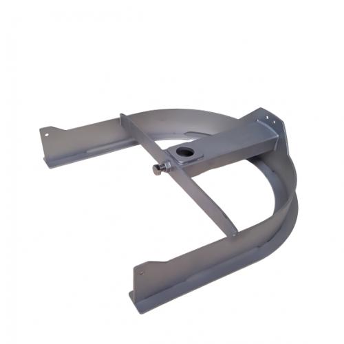 T-track bend 180º D=485mm   OC.10.485.180