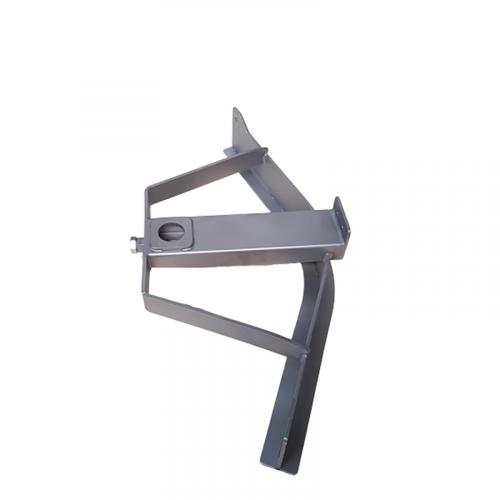 T-track bend 45º D=485mm | OC.10.485.045