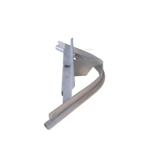 Tube track bend 90º D=485mm | OC.40.485.090L