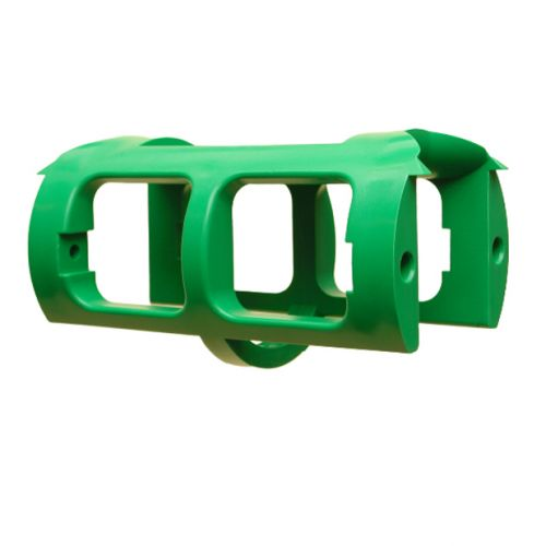 Shackle holder cage, green | OC.10.076
