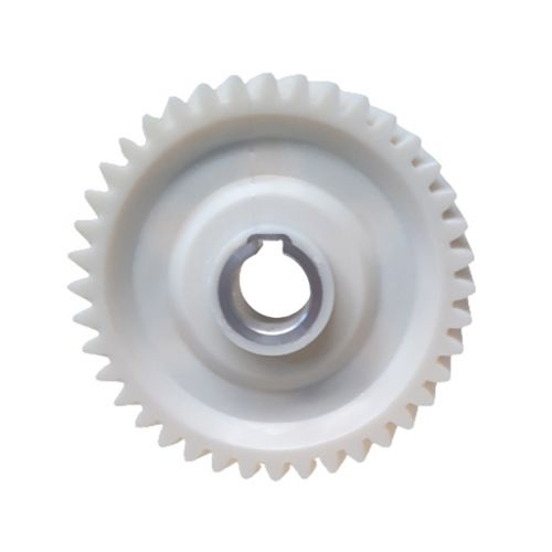 White gear wheel Z=40 L.H. | PL.40.002