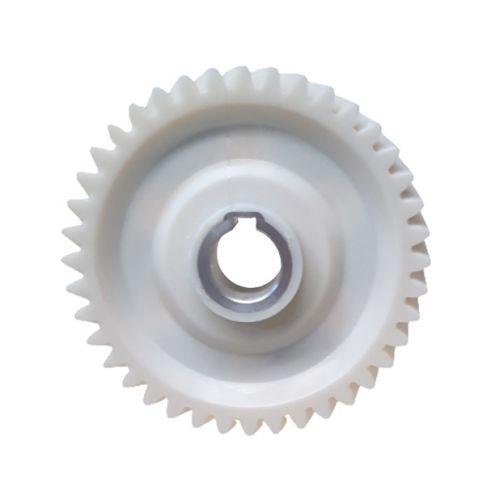White gear wheel Z=40 L.H. | PL.40.002
