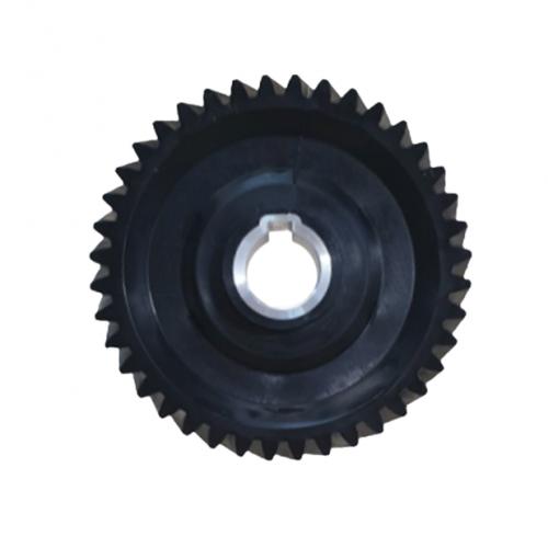 Black gear wheel Z=40 R.H. | PL.40.009