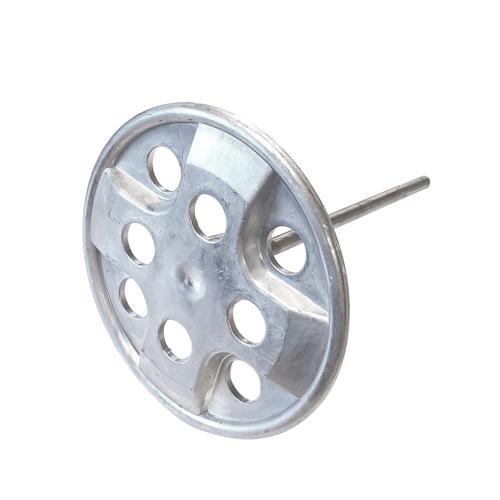 Alu. finger disc 8 holes | PL.20.012