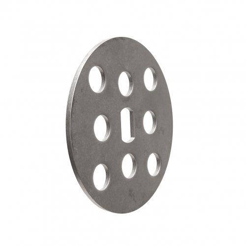 S.S. finger disc, 8 holes | PL.20.033