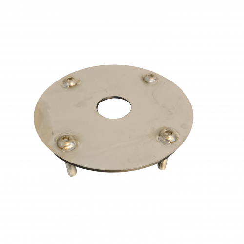 S.S. mounting plate | PL.20.036