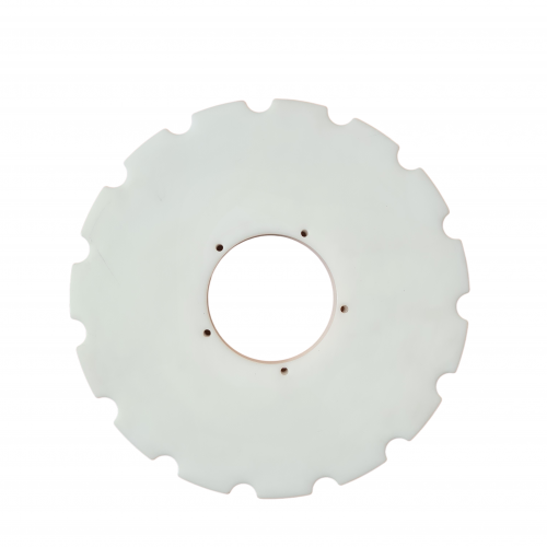 """Drive/idler rim 15x4"""" for cable, bore=155 