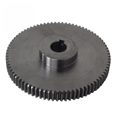 Gear wheel Z=80 M2 steel | CT.10.009
