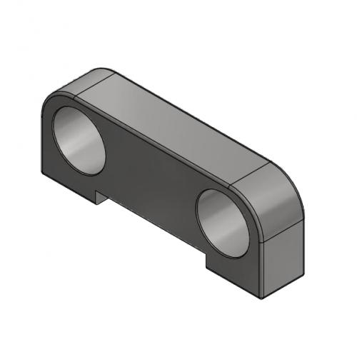 S.S. slide block | NB.10.011
