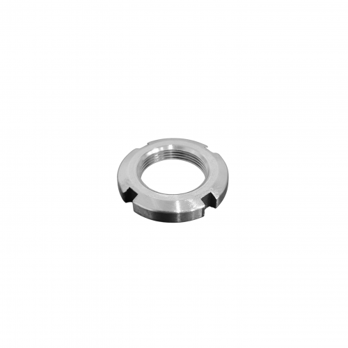 Round nut incl. groove KM4 | 1001.0981.0003