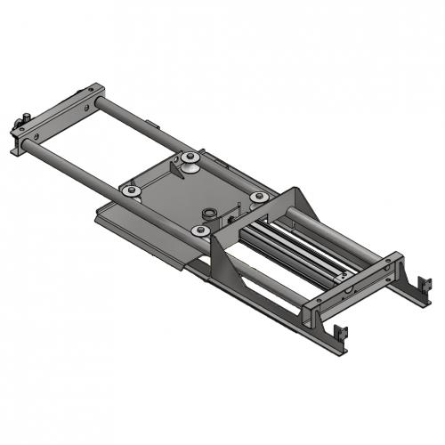 Pneumatic T-track tensioner D=485mm | OC.20.PT485
