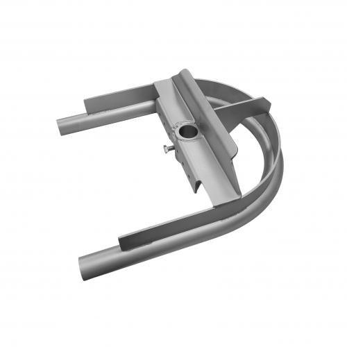 Tube track bend 180º D=388mm | OC.40.388.180L
