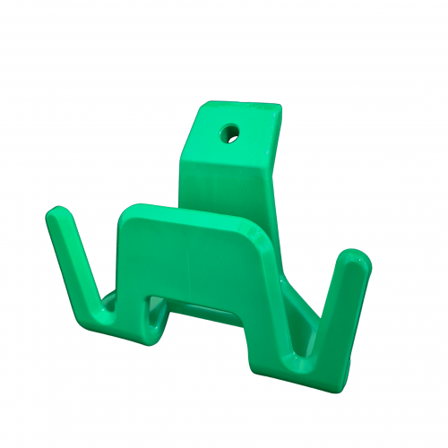 Air chilling shackle 2 legs type III green   OC.10.037V