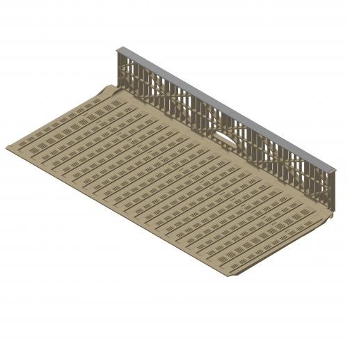 Floor panel 4L version | CS.20.020