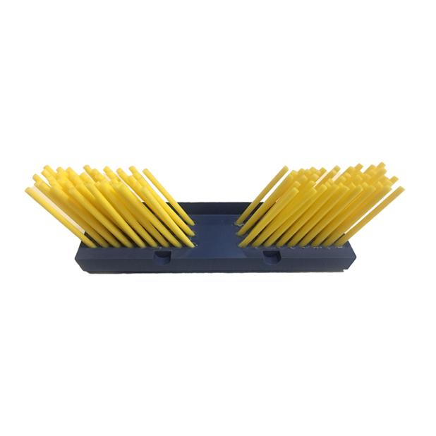 Brush L=126 B=43 D=3,4mm   BORST.027