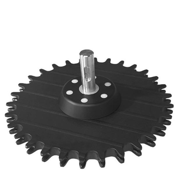 Divisible idler wheel Z=30 | OC.10.572.30DKZ