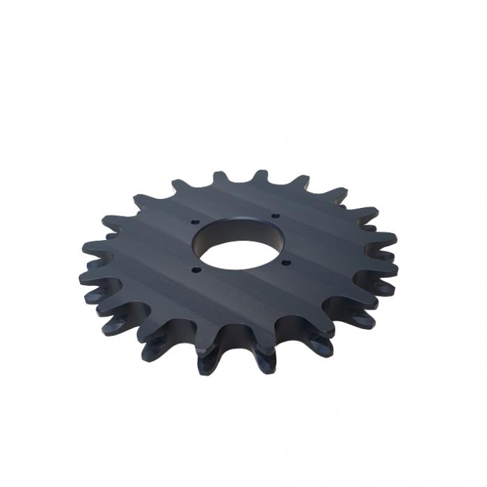 Drive wheel Z=18 bore=90mm | OC.Z18.090.4Z