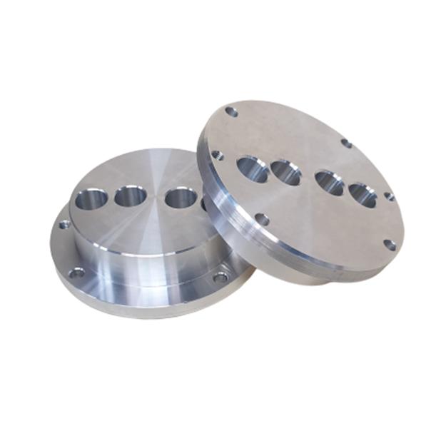 Alu peeler shaft bearing block | GH.10.018