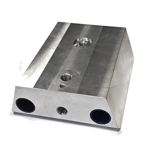 Aluminium slide block | IO.10.002