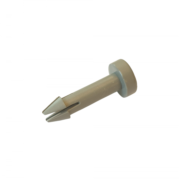 Pin for tube track trolley 4 quarters | OC.40.098.4
