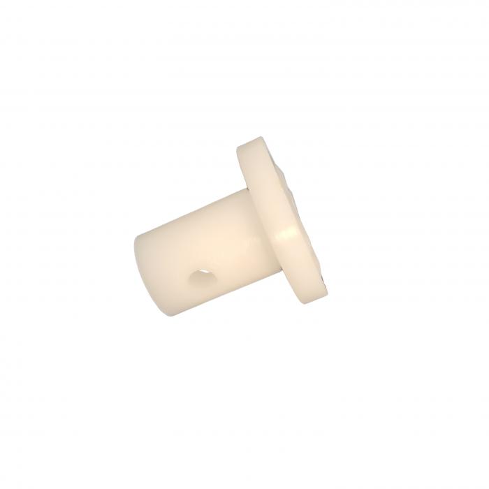 Pin rear, white MX III | OC.20.077