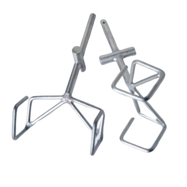 Turnable cut-up shackle 2 bars | OC.10.011