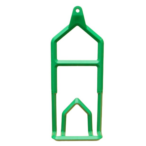 Eviscerating shackle 12 mm green   OC.10.049