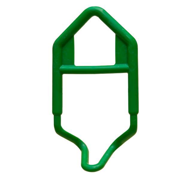 Weighing shackle W1-N green | OC.10.101V