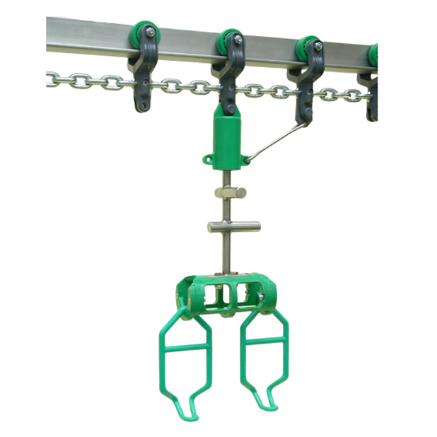 Turnable cut up shackle (mirrored) | OC.10.537