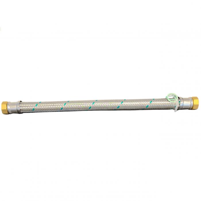 S.S. flexible hose 1,5 L=700mm | BR.10.002