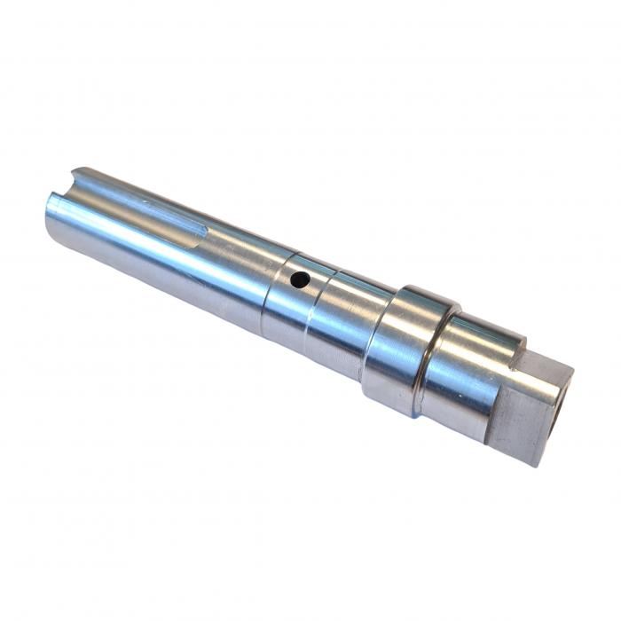 S.S. picker shaft long L=147mm   PL.40.008