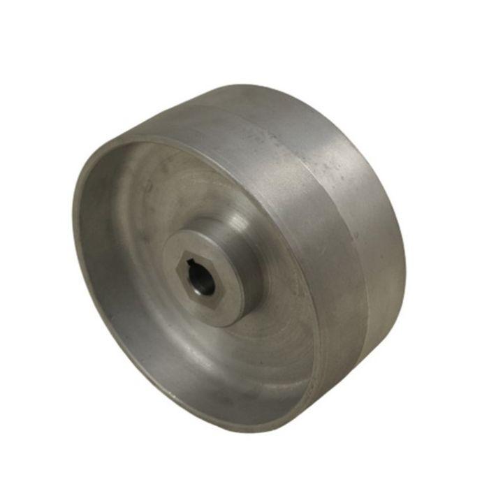 Alu. picker belt pulley D=150x65 | PL.10.011