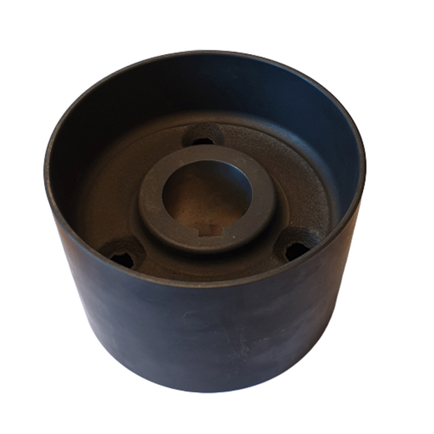 Motor pulley D=125x85 | PL.10.026