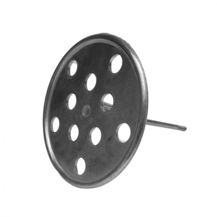 Alu. finger disc 10 holes | PL.20.010