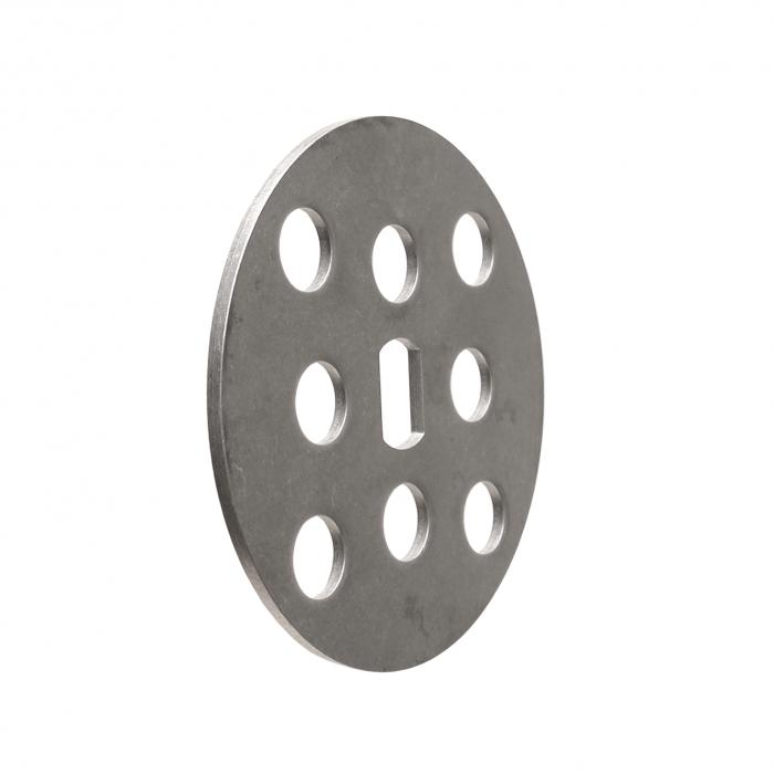 S.S. finger disc, 8 holes | PL.20.033