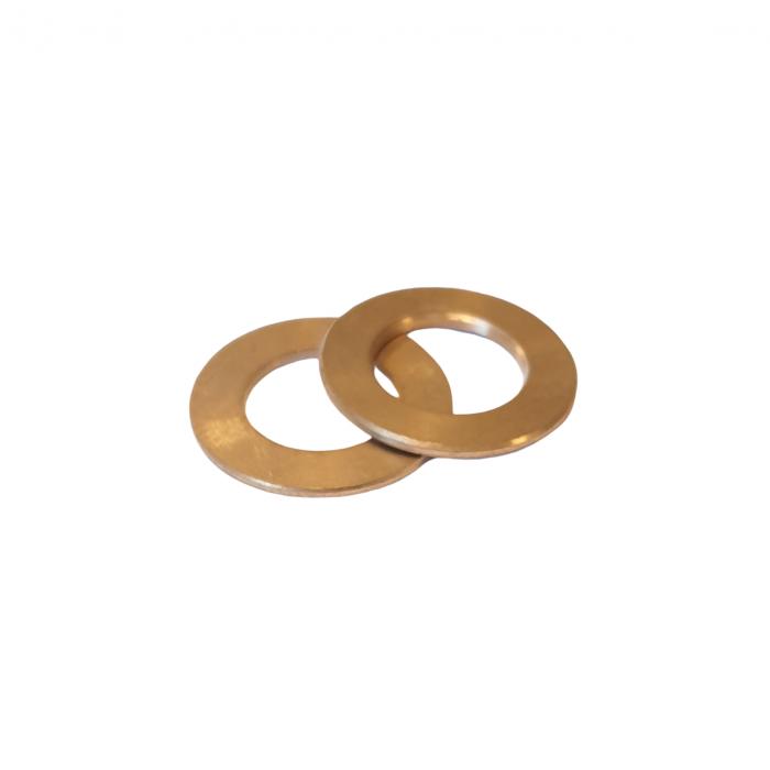 Brass ring 18x10,5x1   EV.20.007