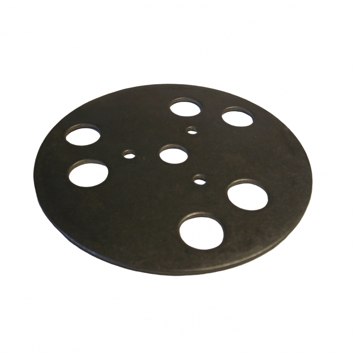 S.S. finger disc 6 holes | PL.60.003
