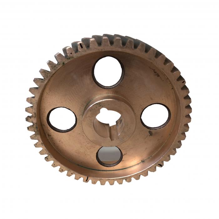 Bronze gear for motor L.H. | PL.60.032