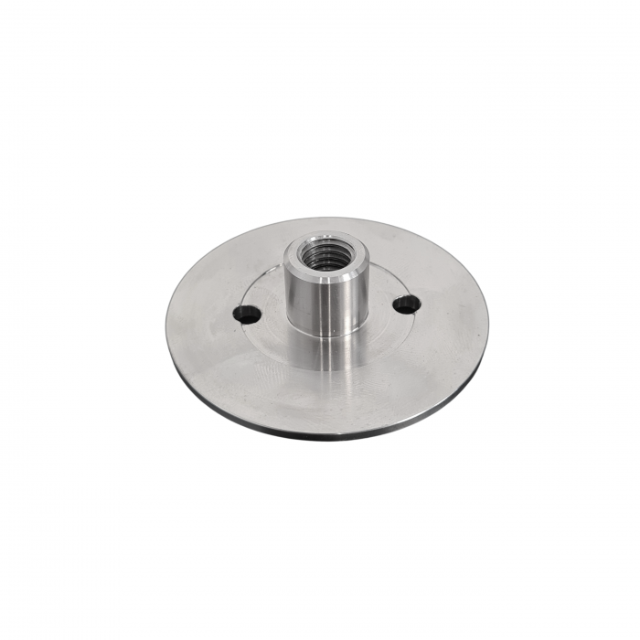 S.S. clamping nut with LH thread | DM.10.006