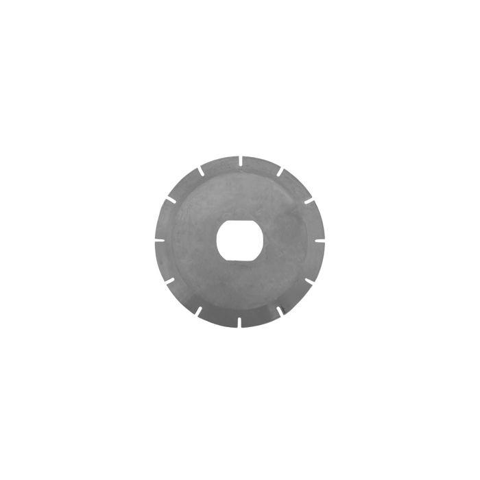 110x25/30x2 SB 12 slots 2x7mm | CB.110.25.006