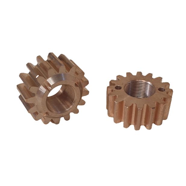 Bronze gear wheel Z=16 | VC.10.054