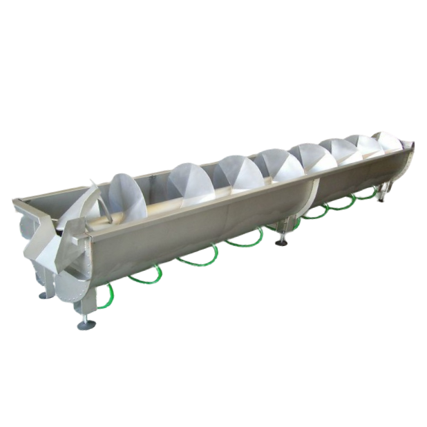 Screw water chiller 860x3000mm | SC.00.501