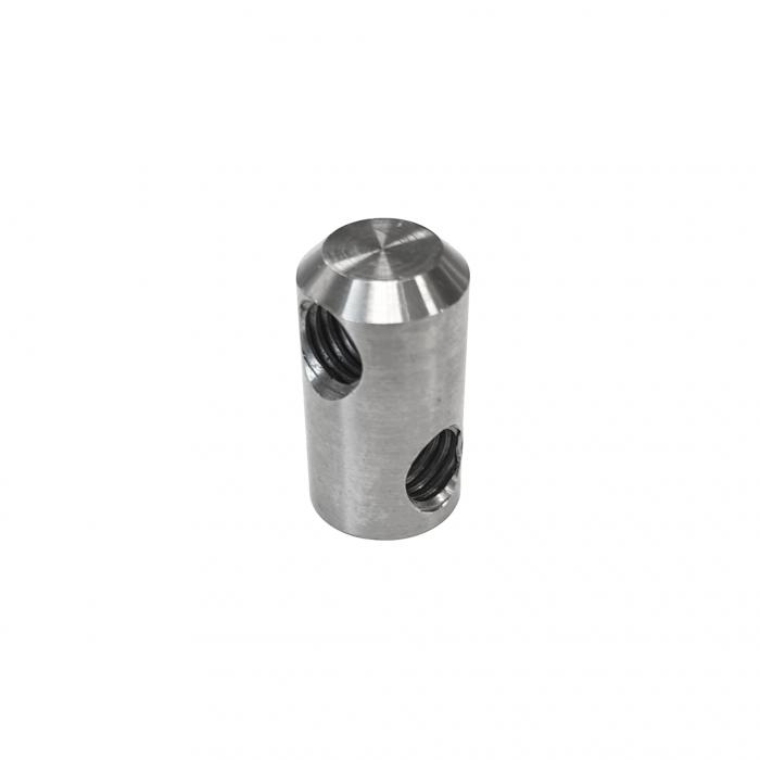 S.S. shaft D=14x25mm | VC.20.060