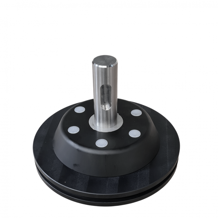 Divisible idler wheel D=266mm | OC.40.266Z