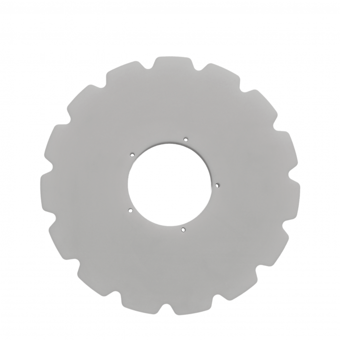 "Idler rim 15x4"" D=485mm bore=155mm | OC.10.102"