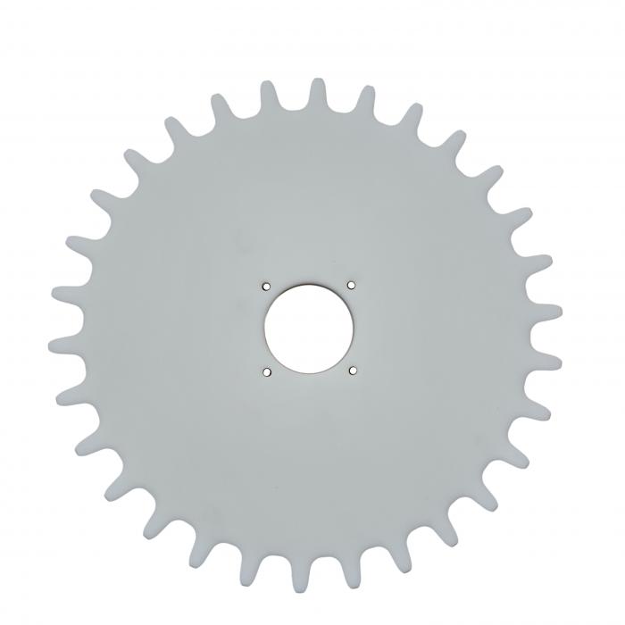 Drive wheel Z=30 bore=90mm   OC.Z30.090.4
